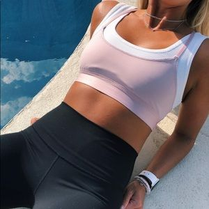 Two Becomes One Sports Bra